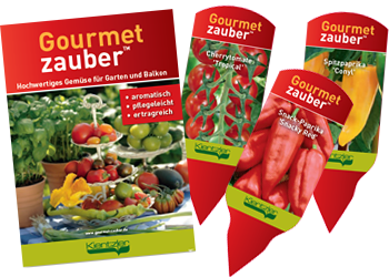 Gourmetzauber Marketing